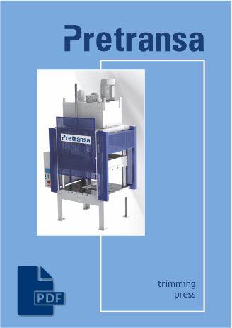 Pretransa Trimming Press